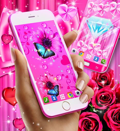Wallpapers for girls apktram screenshots 4