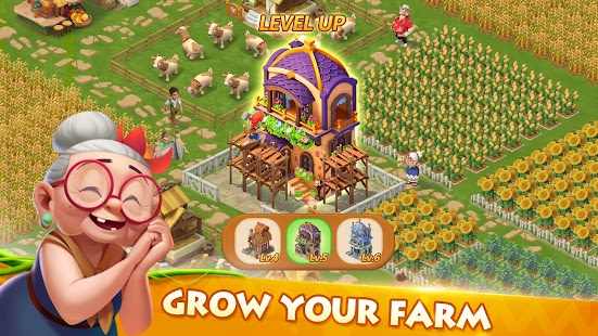 Family Farm Adventure Screenshot
