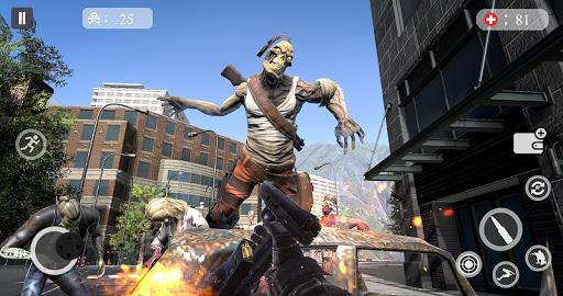 Zombie Hunt Game 2019  Screenshot 1