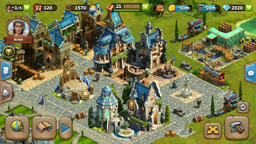 Elvenar - Fantasy Kingdom  screenshots 14