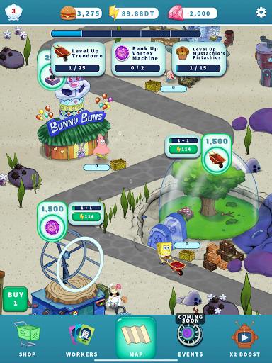 SpongeBobu2019s Idle Adventures 0.129 screenshots 23