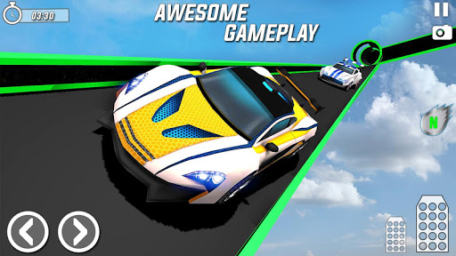 gt racing 2 legends: stunt cars rush screenshot 1