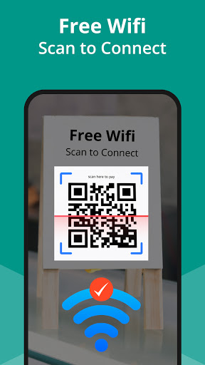 QR Code Scanner App - Barcode Scanner & QR reader android2mod screenshots 5
