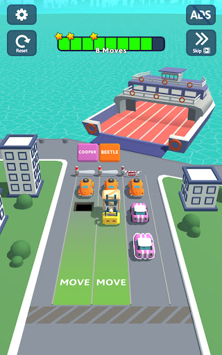 Car Stack - A Queue Puzzle 1.05.08 screenshots 8