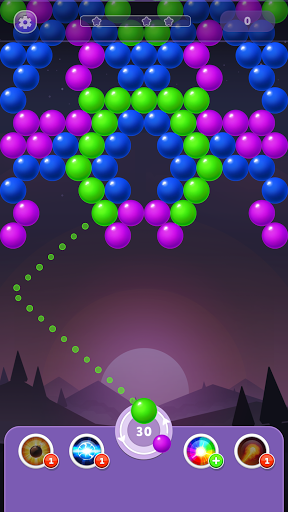 Bubble Shooter Rainbow - Shoot & Pop Puzzle 2.12 screenshots 4
