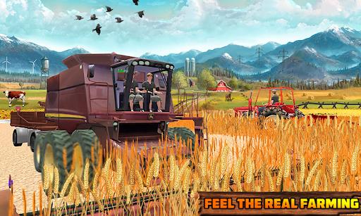 Khakassia Mega Organics Tractor Farming SIM 2021 2.0.6 screenshots 1