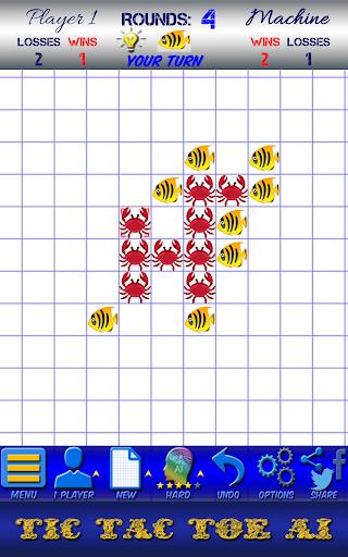Tic Tac Toe AI - 5 in a row apktram screenshots 14