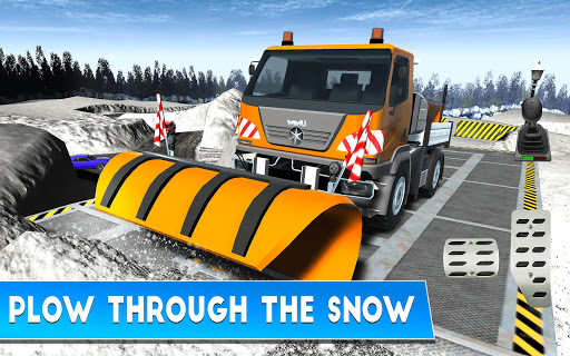 Winter Ski Park: Snow Driver 1.0.3 screenshots 7