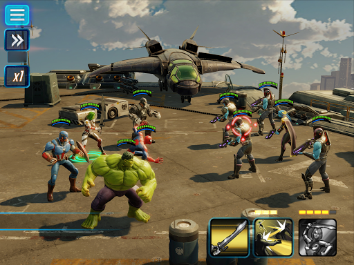 MARVEL Strike Force - Squad RPG 5.1.0 screenshots 12