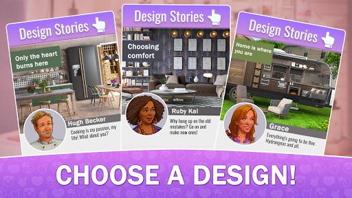 Design Stories: Match-3 Game & Room Decoration 0.4.4 screenshots 14