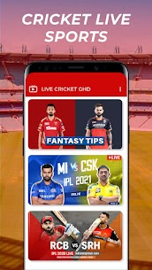 Free GHD SPORTS – Free Cricket Live TV GHD Guide Apk Download 2021 2