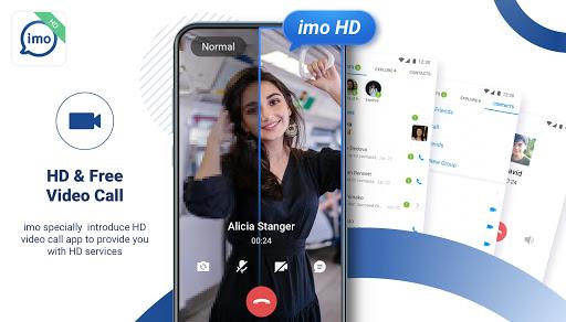 imo HD-Free Video Calls and Chats apktram screenshots 1