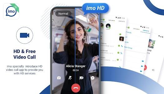 imo HD-Free Video Calls and Chats 2021.09.1018