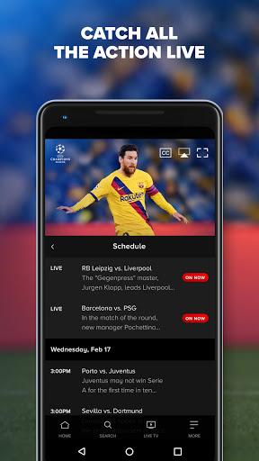 Paramount+ | Watch Live Sports, News & Originals  screenshots 2