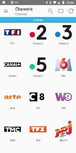 TV Listings France - Cisana TV+