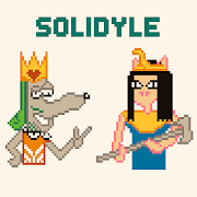 SoliDyle Solitaire