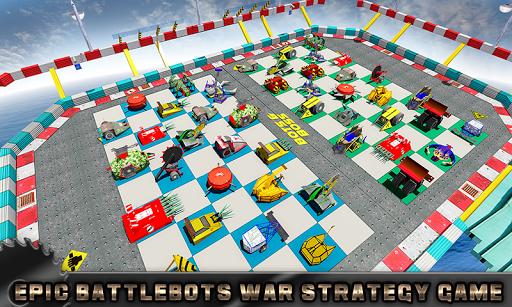 Battlebots Battle Simulator Screenshot 1
