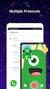 UFO VPN Mod APK – (VIP Unlocked & No Ads) 4