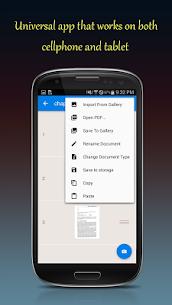 Fast Scanner Mod Apk: Free PDF Scan (Premium) 5