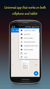 Fast Scanner : Free PDF Scan 4.5.4 Screenshots 5