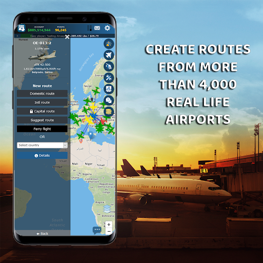 Airline Manager 4 2.1.0 de.gamequotes.net 3