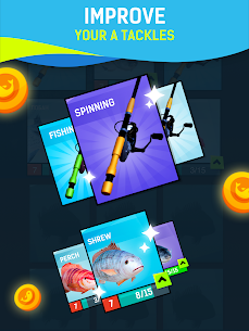 Grand Fishing Game Mod Apk (Unlimited Gold/Pearls) Download 8