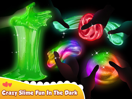 Glitter Slime Maker - Crazy Slime Fun screenshots 14