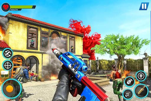 Real Commando Counter Terrorist-FPS Shooting Games 1.8 Screenshots 1