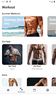 Six Pack in 28 days – Abs Workout at Home 1