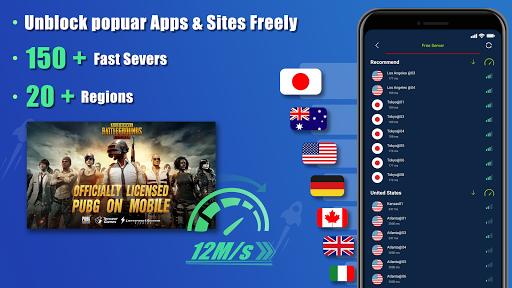 Free VPN SecVPN: Fast Unlimited Secure Proxy 5.0.028-RELEASE screenshots 1