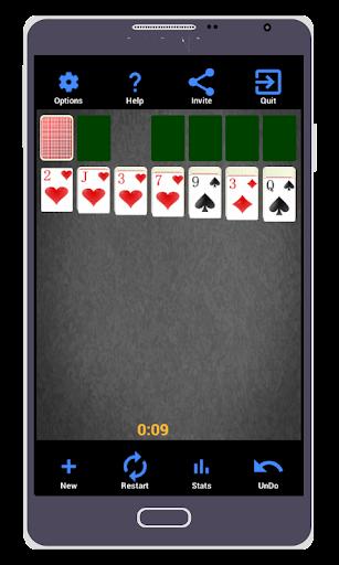 solitaire pro screenshot 2