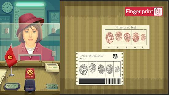 Black Border (Demo): Border Patrol Simulator Game 1.0.65 screenshots 3