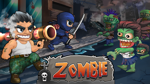 Zombie Hunt - Walking in town, shoot and fighting hack tool