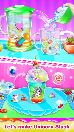 Unicorn Ice Slush Maker 14 Screenshots 4