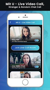 Mit U - Live Video Call, Stranger & Random Chat Screenshot