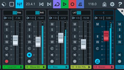 Cubasis LE 3 Trial - Music Studio and Audio Editor  Screenshots 2