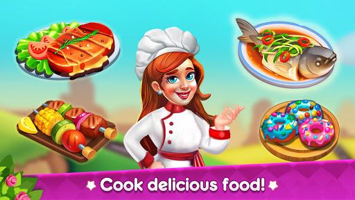 Kitchen Star Craze - Chef Restaurant Cooking Games  screenshots 23