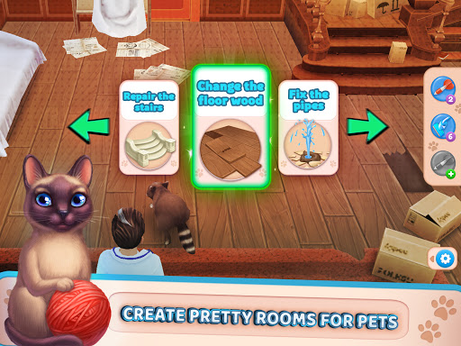 Pet Clinic - Free Puzzle Game With Cute Pets 1.0.2.70 screenshots 6