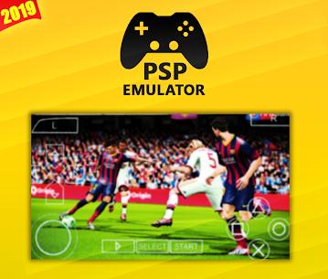 Free PSP Emulator 2019 ~ Android Emulator For PSP 3