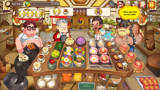 Cooking Adventureu2122 with Korea Grandma  screenshots 24