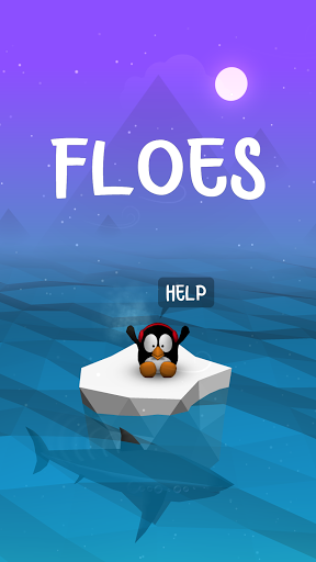 Floes: Tap and Bounce  screenshots 1