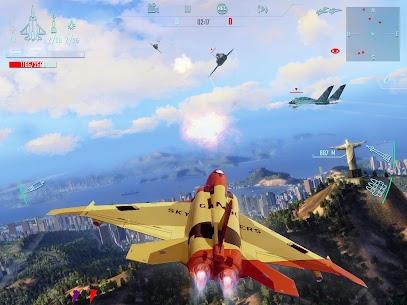 Sky Gamblers Infinite Jets Apk Para Hileli İndir 4