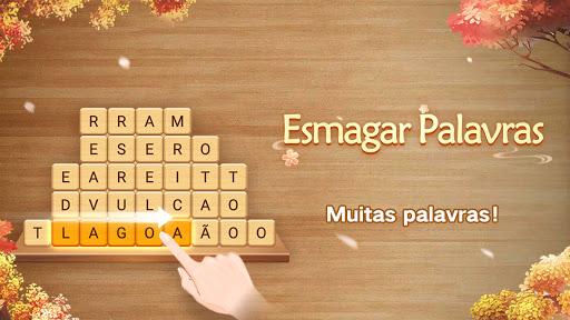 Esmagar Palavras: Palavras cruzadas & Cau00e7a Palavra screenshots 8