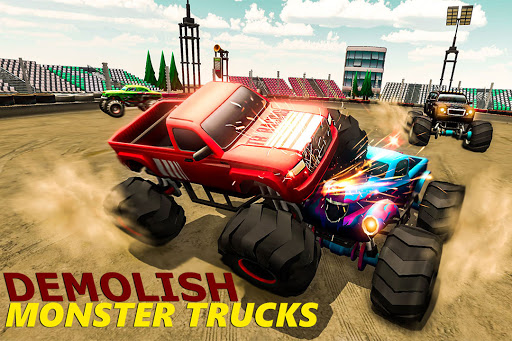 Demolition Derby 2021 - Monster Truck Destroyer modavailable screenshots 3