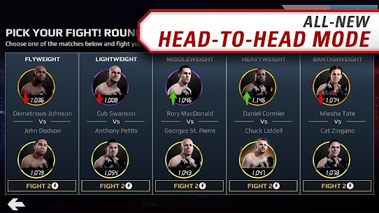 Download EA SPORTS UFC  Android boxing match game  data 5