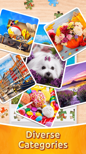 Jigsaw Puzzles - Free Relaxing Puzzle Game 1.0.0 screenshots 9