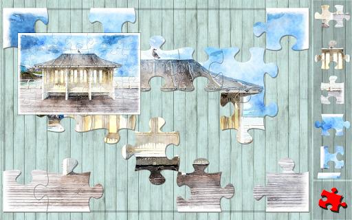 Jigsaw Genius apktram screenshots 1