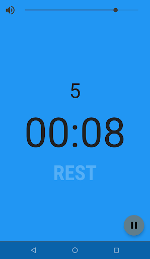 Interval Timer android2mod screenshots 4