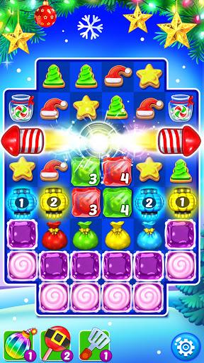 Christmas Cookie - Santa Claus's Match 3 Adventure 3.3.5 screenshots 4
