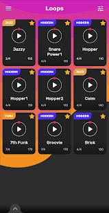 Drum Loops - Funk & Jazz Beats